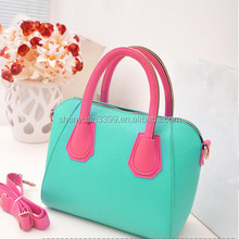 Fashion bags 2015 women's nubuck leather patchwork shoulder bag women's bags