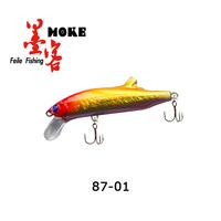 2013 new fishing lure plastic hard fishing lure MOKE bait