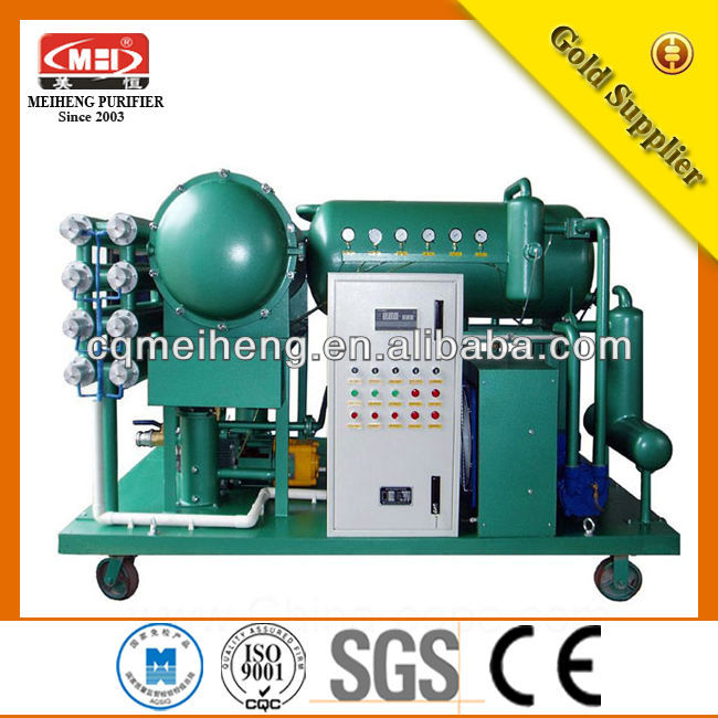 Lxdr lubricant centrifugal oil purifier machines with for Used motor oil recycling process