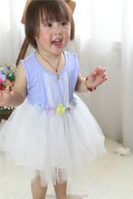 Vendor full cotton cheap children clothes christmas dresses for children