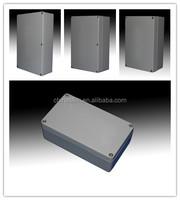 IP67 shockproof waterproof aluminum metal case