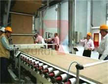 whole complete gypsum plaster board production equipment line