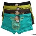 venta caliente de la venta de ropa interior calzoncillos boxer venta al por mayor ropa interior hombres