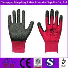 guantes de protección mecánica
