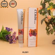 Professional Natural Health Hair Dye Color Cream 80ml