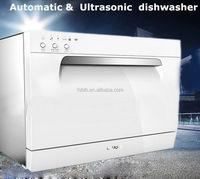 Delexue Design ! Hot Sale! Digital ultrasonic Dishwasher, Ultrasonic tableware, dishware cleaning machine
