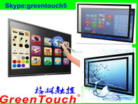 """32""""/40""""/42""""/46""""/47"""" IR multi touch screen frame from GreenTouch"""