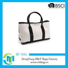 Classical Style Large capacity Practical Canvas Tote Shopping Bag