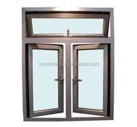 Constmart Solid Wood Aluminum French Door aluminum window door end milling machinery