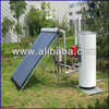 Split Solar Water System Working Station with WILO Pump