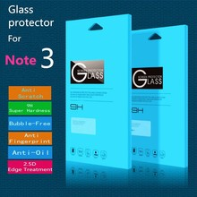 Professional Supplier 9H Tempered Glass Screen Protector For samsung note3