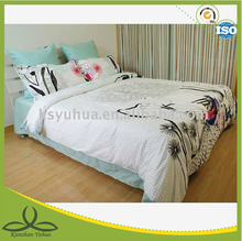 China style adult use printing design duvet cover set
