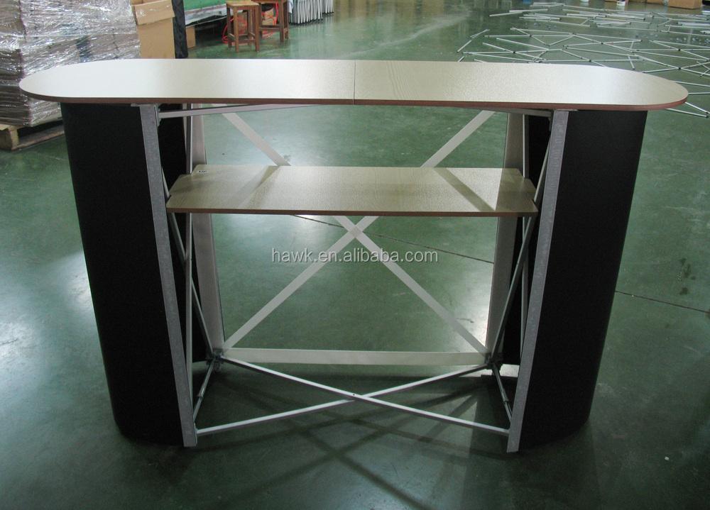 Portable Pop Up Promotion Table HK-10D2