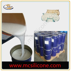 Solvent Resistant RTV Silicone , high duplication silicone , more reproduction times rubber silicone