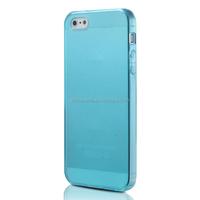 custom logo plastic phone case with good price