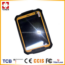 android tablet with nfc bluetooth long distance uhf handheld rfid reader writer