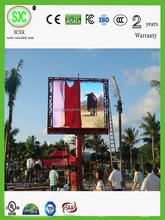 2015 new p10 xxxxx china video led dot matrix outdoor display