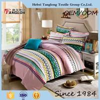 European style bedding set home textile luxury design nantong home textiles