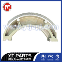Brake Shoes DIO50 Brake Parts Of 70CC For Motorcycle TITAN