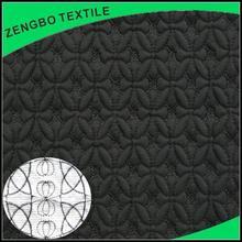 anti-static blue and white varsity jackets fabric