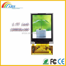 1.77-inch TFT LCD module with micro lcd display
