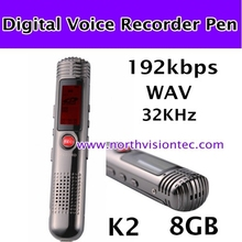 20 hours digtal voice recorder pen with VOR function