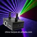 Mini etapa de iluminación láser dj / disco de luz láser