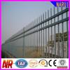 Galvanized and Powder coated Tubular Iron Fence