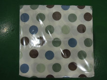 Colorful Spots Disposable Napins Tissue
