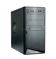 New Custom Branded Horizontal 4 USB PC ATX Computer Case for Desktop
