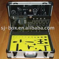 Hand Carry Portable Aluminum Tool Box