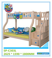 kids wooden beds, kids full size beds, kids bunk bed with storage