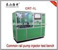 Prescion de alta y la mejor calidad crt-1l common rail banco de pruebas de banco de prueba eléctrica