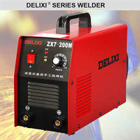 portable single phase three phase DC MMA ARC hand held plastic extrusion welder