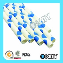 Wholesale Craft Supplies Spare Paper Straw For Holiday Day