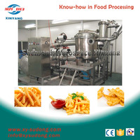 Automatic French Fries fryer machine