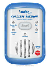 Hospital Patient Safety Fall Prevention Cordless Pad Monitor