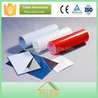 Milky White PE Protective Film for Color Coated Steel Sheets/Panels