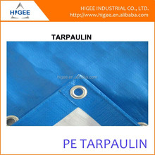 500D~1500D boat tarpaulin cover or splastic tarpaulins sheet tents or trucks