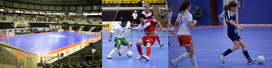 SUGE Indoor Interlocking Football Court Flooring, Indoor Interlocking Futsal Court Flooring, High Quality
