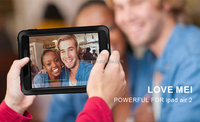 Dustproof Waterproof Case For iPad Air 2 Lovemei Original Powerful Tablet Case