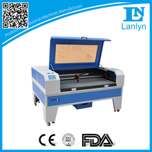 Imported Lens CO2 MDF Laser Sticker Cutting Printing Machine