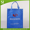 high quality china wholesale Custom logo non woven bag for advertising shopping package travel school promotion gift