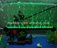 New funny submersible led bubble tube lamp