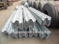 Galvanized Guard Rail bumper board for highway safety