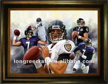 Dallas Cowboys Diy Oil Painting