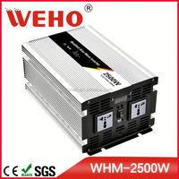 Output transformer 2500w 48v 220v dc to ac solar power inverter