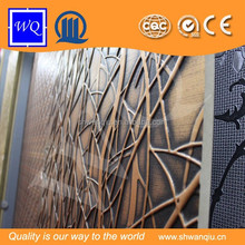3D Embossed Decorative Wall Panel 3D mdf Wall Board