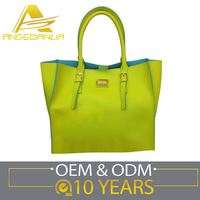 Fashionable Factory Direct Price Bags Women Pu Material Made In China