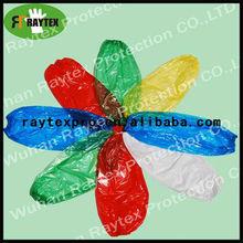 disposable pe sleeve covers/waterproof medical sleeve cover/oversleeve ( 40101)